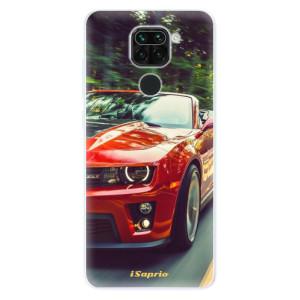 Silikonové pouzdro iSaprio - Chevrolet 02 na mobil Xiaomi Redmi Note 9