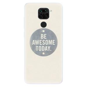 Silikonové pouzdro iSaprio - Awesome 02 na mobil Xiaomi Redmi Note 9