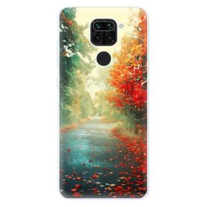 Silikonové pouzdro iSaprio - Autumn 03 na mobil Xiaomi Redmi Note 9