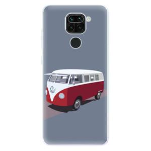 Silikonové pouzdro iSaprio - VW Bus na mobil Xiaomi Redmi Note 9