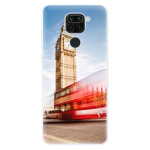 Silikonové pouzdro iSaprio - London 01 na mobil Xiaomi Redmi Note 9 - poslední kousek za tuto cenu