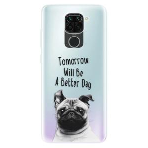 Silikonové pouzdro iSaprio - Better Day 01 na mobil Xiaomi Redmi Note 9