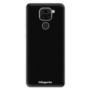 Silikonové pouzdro iSaprio - 4Pure - černé na mobil Xiaomi Redmi Note 9