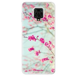 Silikonové pouzdro iSaprio - Blossom 01 na mobil Xiaomi Redmi Note 9 Pro / Xiaomi Redmi Note 9S