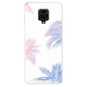 Silikonové pouzdro iSaprio - Digital Palms 10 na mobil Xiaomi Redmi Note 9 Pro / Xiaomi Redmi Note 9S