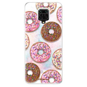 Silikonové pouzdro iSaprio - Donuts 11 na mobil Xiaomi Redmi Note 9 Pro / Xiaomi Redmi Note 9S