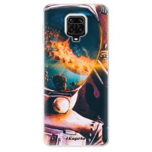 Silikonové pouzdro iSaprio - Astronaut 01 na mobil Xiaomi Redmi Note 9 Pro / Xiaomi Redmi Note 9S