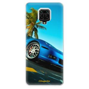 Silikonové pouzdro iSaprio - Car 10 na mobil Xiaomi Redmi Note 9 Pro / Xiaomi Redmi Note 9S