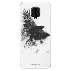 Silikonové pouzdro iSaprio - Dark Bird 01 na mobil Xiaomi Redmi Note 9 Pro / Xiaomi Redmi Note 9S