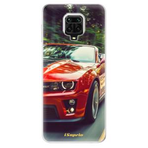 Silikonové pouzdro iSaprio - Chevrolet 02 na mobil Xiaomi Redmi Note 9 Pro / Xiaomi Redmi Note 9S