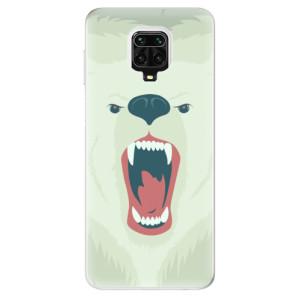 Silikonové pouzdro iSaprio - Angry Bear na mobil Xiaomi Redmi Note 9 Pro / Xiaomi Redmi Note 9S