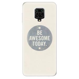 Silikonové pouzdro iSaprio - Awesome 02 na mobil Xiaomi Redmi Note 9 Pro / Xiaomi Redmi Note 9S