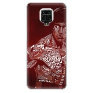 Silikonové pouzdro iSaprio - Bruce Lee na mobil Xiaomi Redmi Note 9 Pro / Xiaomi Redmi Note 9S