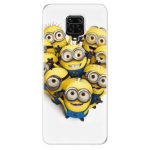 Silikonové pouzdro iSaprio - Mimons 01 na mobil Xiaomi Redmi Note 9 Pro / Xiaomi Redmi Note 9S - poslední kus za tuto cenu