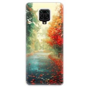 Silikonové pouzdro iSaprio - Autumn 03 na mobil Xiaomi Redmi Note 9 Pro / Xiaomi Redmi Note 9S