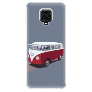 Silikonové pouzdro iSaprio - VW Bus na mobil Xiaomi Redmi Note 9 Pro / Xiaomi Redmi Note 9S