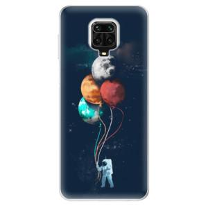 Silikonové pouzdro iSaprio - Balloons 02 na mobil Xiaomi Redmi Note 9 Pro / Xiaomi Redmi Note 9S