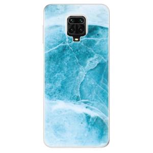 Silikonové pouzdro iSaprio - Blue Marble na mobil Xiaomi Redmi Note 9 Pro / Xiaomi Redmi Note 9S