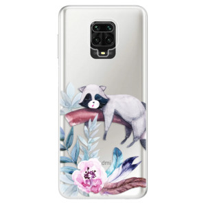 Silikonové pouzdro iSaprio - Lazy Day na mobil Xiaomi Redmi Note 9 Pro / Xiaomi Redmi Note 9S - poslední kousek za tuto cenu