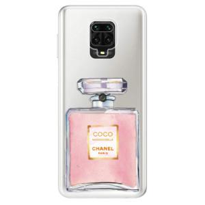 Silikonové pouzdro iSaprio - Chanel Rose na mobil Xiaomi Redmi Note 9 Pro / Xiaomi Redmi Note 9S