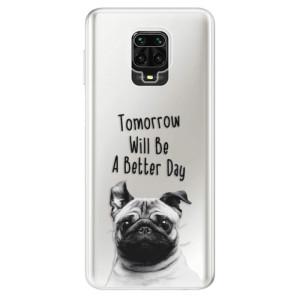 Silikonové pouzdro iSaprio - Better Day 01 na mobil Xiaomi Redmi Note 9 Pro / Xiaomi Redmi Note 9S