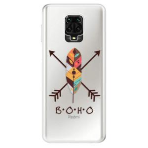 Silikonové pouzdro iSaprio - BOHO na mobil Xiaomi Redmi Note 9 Pro / Xiaomi Redmi Note 9S