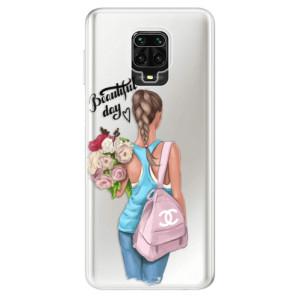 Silikonové pouzdro iSaprio - Beautiful Day na mobil Xiaomi Redmi Note 9 Pro / Xiaomi Redmi Note 9S