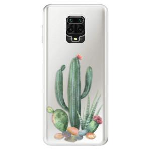 Silikonové pouzdro iSaprio - Cacti 02 na mobil Xiaomi Redmi Note 9 Pro / Xiaomi Redmi Note 9S