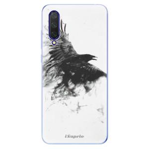 Silikonové pouzdro iSaprio - Dark Bird 01 na mobil Xiaomi Mi 9 Lite