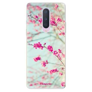 Silikonové pouzdro iSaprio - Blossom 01 na mobil OnePlus 8