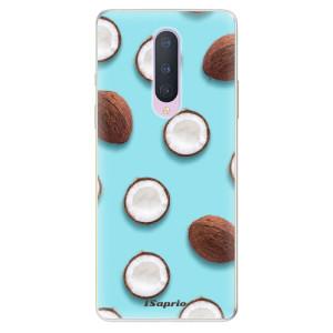 Silikonové pouzdro iSaprio - Coconut 01 na mobil OnePlus 8