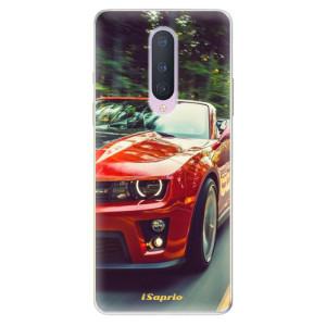 Silikonové pouzdro iSaprio - Chevrolet 02 na mobil OnePlus 8