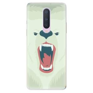 Silikonové pouzdro iSaprio - Angry Bear na mobil OnePlus 8