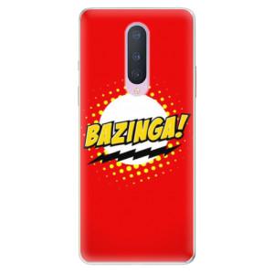 Silikonové pouzdro iSaprio - Bazinga 01 na mobil OnePlus 8