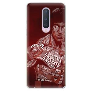 Silikonové pouzdro iSaprio - Bruce Lee na mobil OnePlus 8