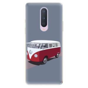 Silikonové pouzdro iSaprio - VW Bus na mobil OnePlus 8