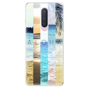 Silikonové pouzdro iSaprio - Aloha 02 na mobil OnePlus 8