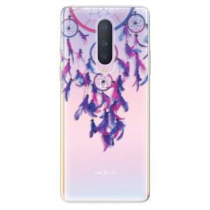 Silikonové pouzdro iSaprio - Dreamcatcher 01 na mobil OnePlus 8