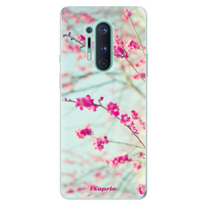 Silikonové pouzdro iSaprio - Blossom 01 na mobil OnePlus 8 Pro