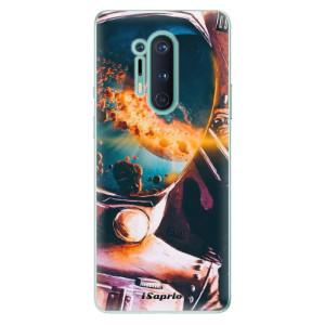 Silikonové pouzdro iSaprio - Astronaut 01 na mobil OnePlus 8 Pro