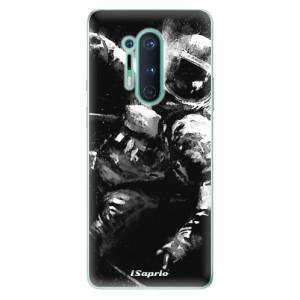 Silikonové pouzdro iSaprio - Astronaut 02 na mobil OnePlus 8 Pro