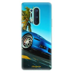 Silikonové pouzdro iSaprio - Car 10 na mobil OnePlus 8 Pro