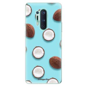 Silikonové pouzdro iSaprio - Coconut 01 na mobil OnePlus 8 Pro