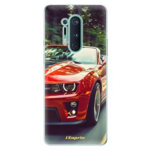 Silikonové pouzdro iSaprio - Chevrolet 02 na mobil OnePlus 8 Pro