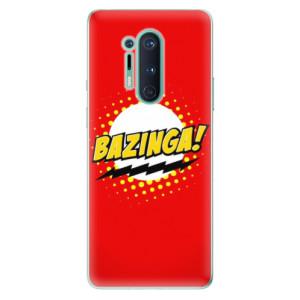 Silikonové pouzdro iSaprio - Bazinga 01 na mobil OnePlus 8 Pro