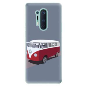 Silikonové pouzdro iSaprio - VW Bus na mobil OnePlus 8 Pro