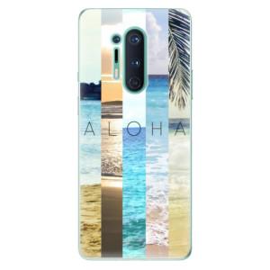 Silikonové pouzdro iSaprio - Aloha 02 na mobil OnePlus 8 Pro
