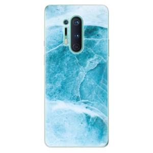 Silikonové pouzdro iSaprio - Blue Marble na mobil OnePlus 8 Pro