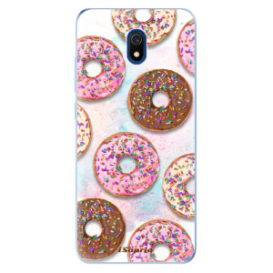 Odolné silikonové pouzdro iSaprio - Donuts 11 na mobil Xiaomi Redmi 8A