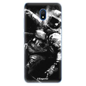 Odolné silikonové pouzdro iSaprio - Astronaut 02 na mobil Xiaomi Redmi 8A